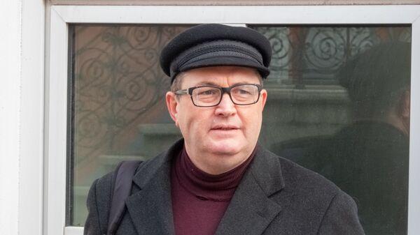 Эстонский правозащитник Сергей Середенко - Sputnik Латвия
