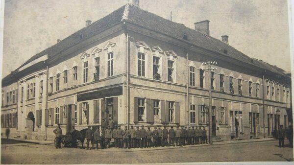 Дом гражданского губернатора - Sputnik Латвия
