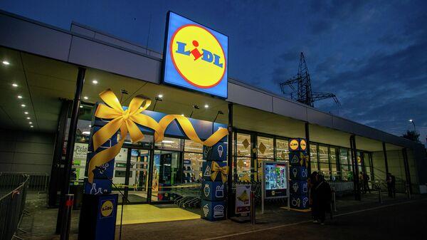 7 октября в Риге открылись магазины Lidl - Sputnik Латвия