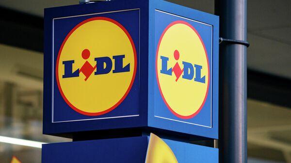 Открытие магазина Lidl на улице Эйзенштейна в Риге - Sputnik Latvija