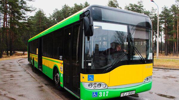 Автобус в Даугавпилсе - Sputnik Латвия