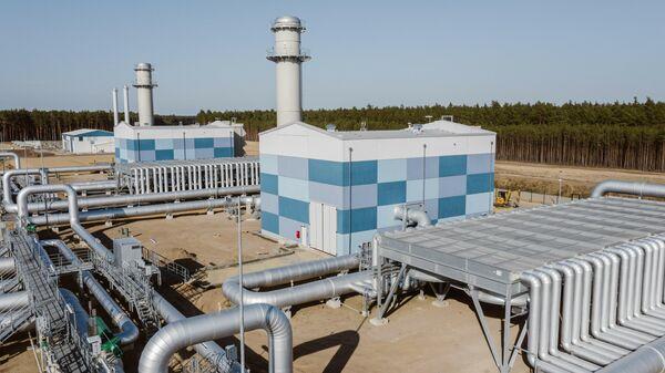 Северный поток - 2: газ уже в трубе, дело - за Европой - Sputnik Латвия