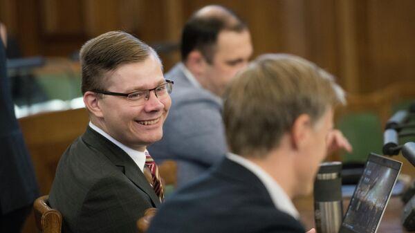Депутат Сейма Янис Иесалниекс - Sputnik Латвия