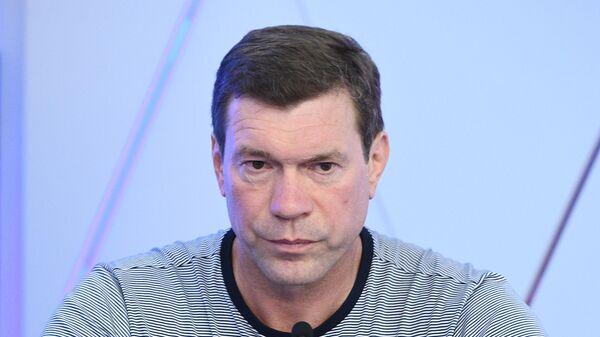 Царев: о секретных контактах Кремля и Киева, штурме Донбасса силами НАТО, команде президента Украины - Sputnik Латвия