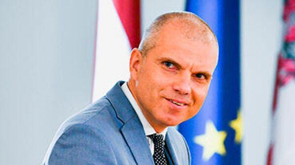 Глава Латвийской торгово-промышленной палаты Айгарс Ростовскис - Sputnik Latvija