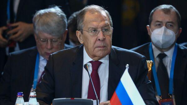 Krievijas ārlietu ministrs atklāja Rietumu patiesos mērķus Centrālāzijā - Sputnik Latvija
