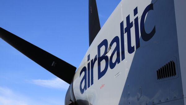 Bombardier DHC8-Q400 - Sputnik Latvija
