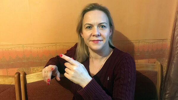 Латвийская общественница Инна Дьери - Sputnik Латвия