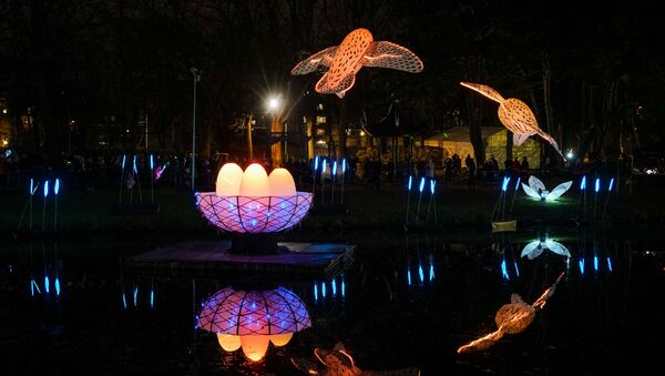 Фестиваль Staro Riga 2018 - Sputnik Latvija