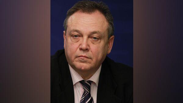 Юрий Барзыкин - Sputnik Латвия