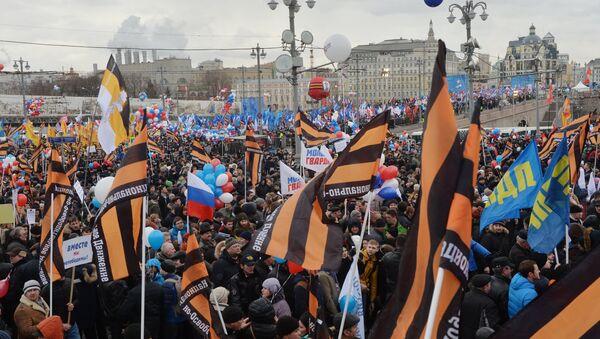 Крымская весна - Sputnik Латвия