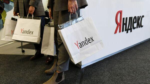 Презентация новых продуктов компании Яндекс - Sputnik Latvija