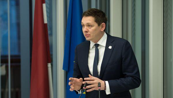 Депутат Сейма Артусс Кайминьш - Sputnik Latvija