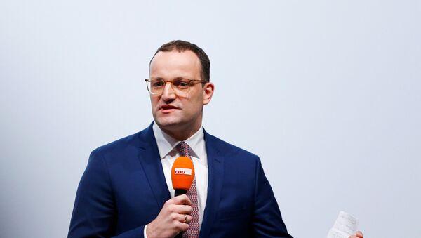 Кандидат от Христианско-демократического союза (ХДС) на пост председателя партии Йенс Спан - Sputnik Латвия