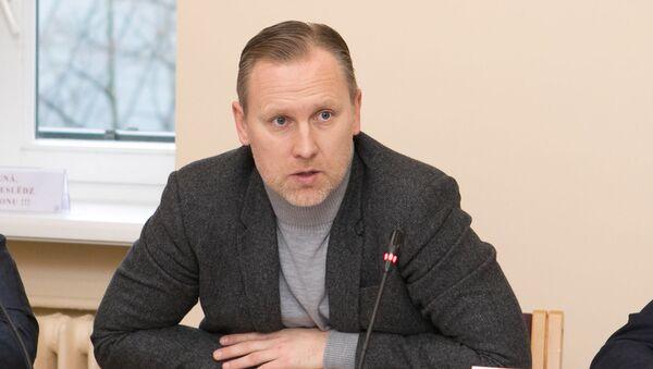 Алдис Гобземс - Sputnik Latvija