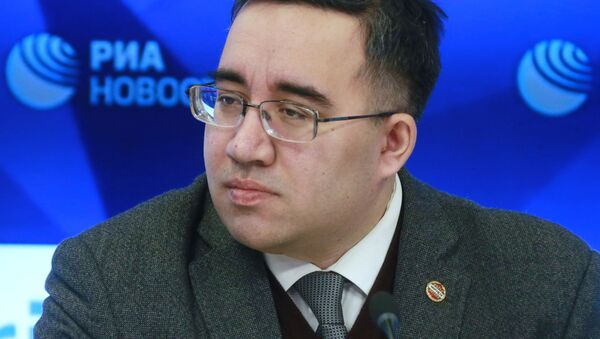 Директор фонда Историческая память Александр Дюков - Sputnik Латвия