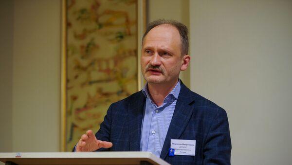 Евродепутат Мирослав Митрофанов - Sputnik Латвия