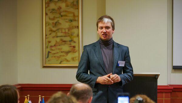 Александр Кузьмин - Sputnik Латвия