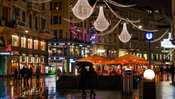 Вена в Рождество - Sputnik Латвия
