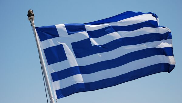 Grieķija cer uz pozitīvu lēmumu par parāda atmaksas nosacījumu atvieglošanu - Sputnik Latvija