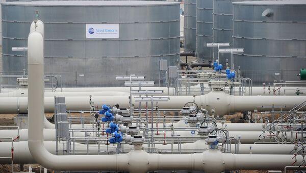 Открытие газопровода Северный поток в Германии - Sputnik Латвия