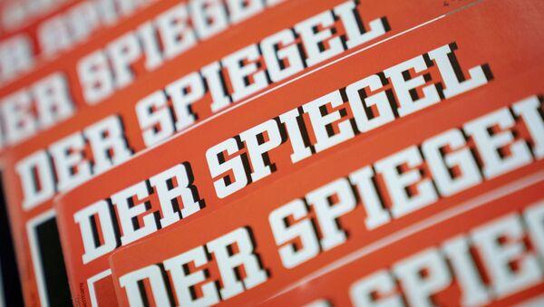 Немецкий журнал Spiegel - Sputnik Латвия