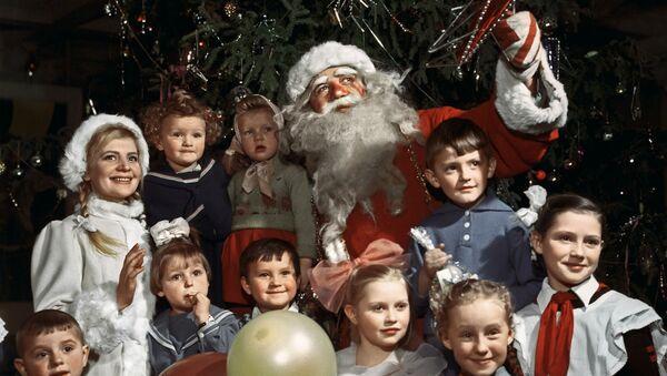 Дед Мороз - Sputnik Латвия