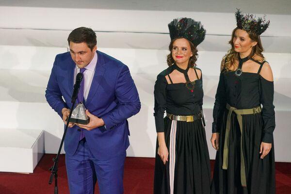 Лучшим спортсменом Латвии в 2018 году признан бобслеист Оскарс Мелбардис - Sputnik Латвия