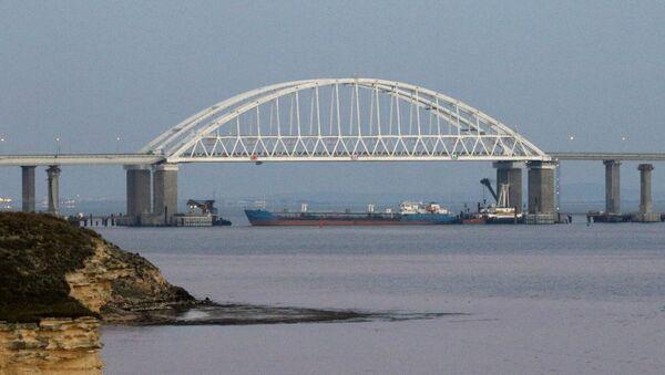 Крымский мост - Sputnik Латвия