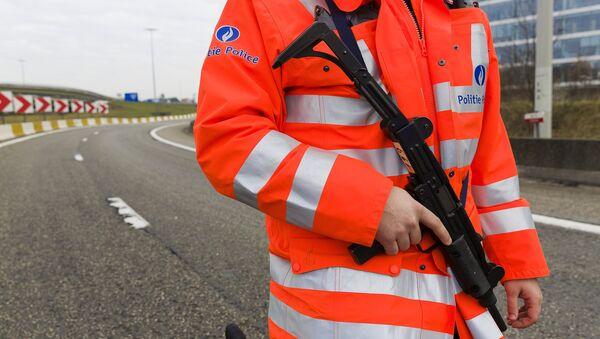 Взрывы в Брюсселе - Sputnik Латвия