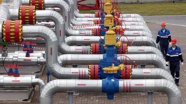 Хранилище газа в Калининградской области - Sputnik Латвия