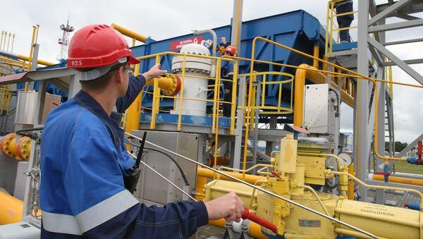 Новое хранилище газа в Калининградской области - Sputnik Латвия
