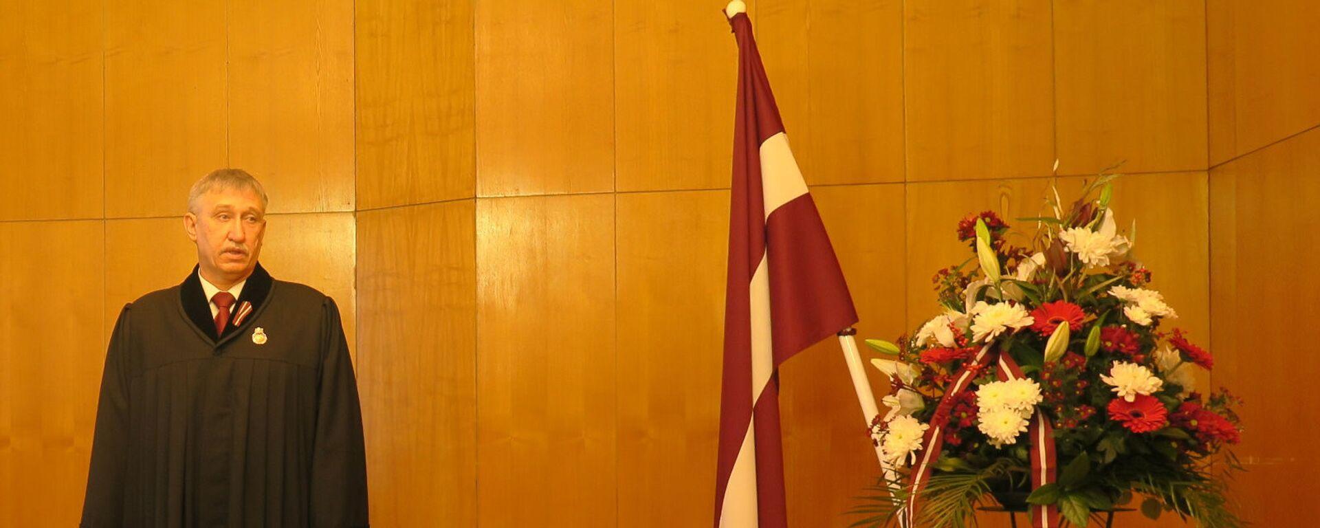 Генпрокурор Латвии Эрикс Калнмейерс - Sputnik Латвия, 1920, 11.01.2019