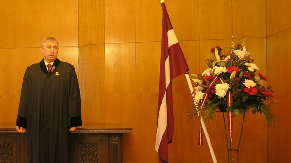 Генпрокурор Латвии Эрикс Калнмейерс - Sputnik Латвия