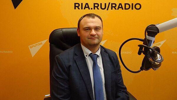 Константин Блохин - Sputnik Латвия