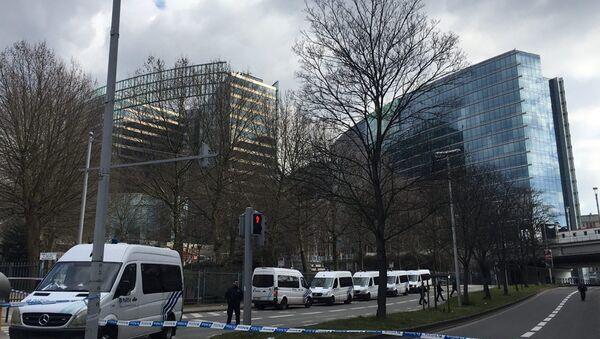 Взрывы в Брюсселе - Sputnik Latvija