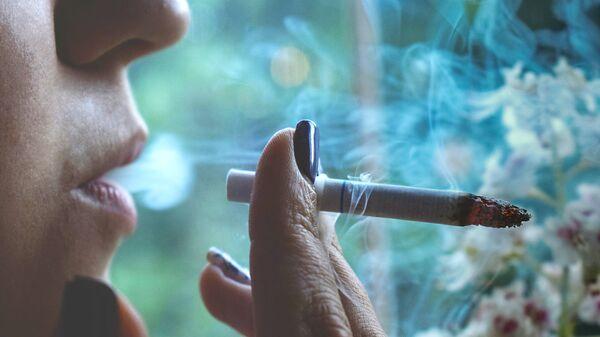 Курение - Sputnik Латвия
