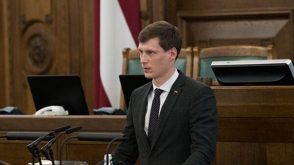 Ральф Немиро - Sputnik Латвия