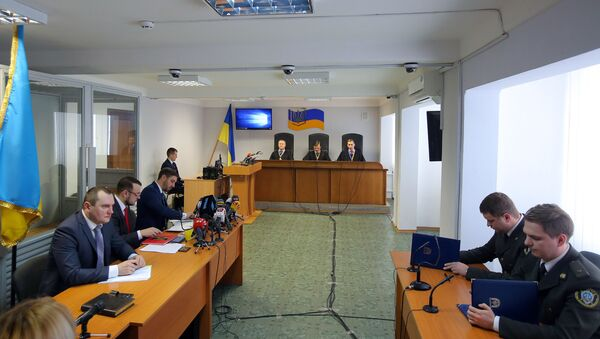 Украинский суд признал Януковича виновным в госизмене - Sputnik Latvija