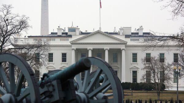 Белый дом в Вашингтоне - Sputnik Латвия