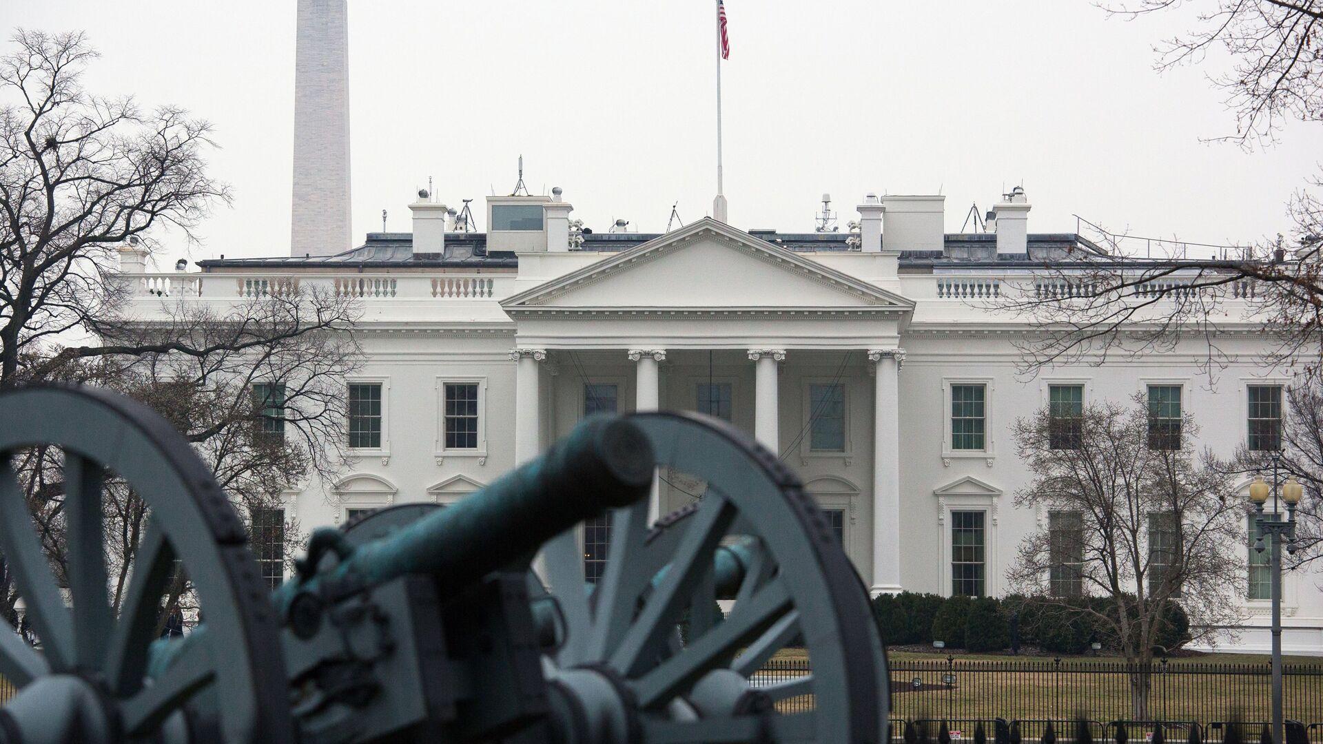Белый дом в Вашингтоне - Sputnik Latvija, 1920, 18.09.2021