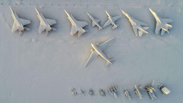 Музей авиации Северного флота - Sputnik Латвия