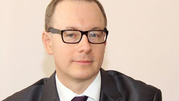 Николай Кабанов - Sputnik Латвия