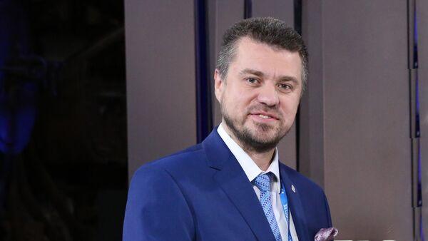Урмас Рейнсалу - министр иностранных дел Эстонии - Sputnik Latvija