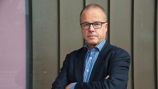 Немецкий публицист, аналитик и философ Томас Фасбендер - Sputnik Латвия