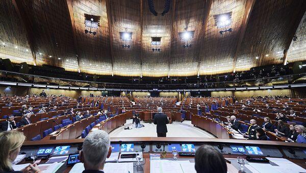 Eiropas Padomes Parlamentārā asambleja - Sputnik Latvija