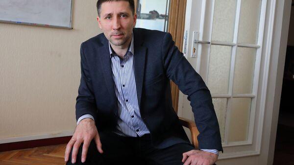 Валентин Еремеев - Sputnik Латвия