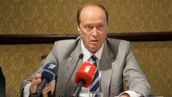 Чрезвычайный и Полномочный Посол РФ в Латвии Александр Вешняков - Sputnik Латвия