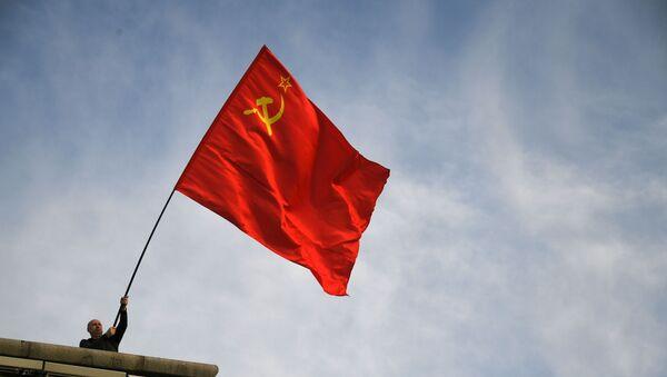 Советский флаг - Sputnik Latvija