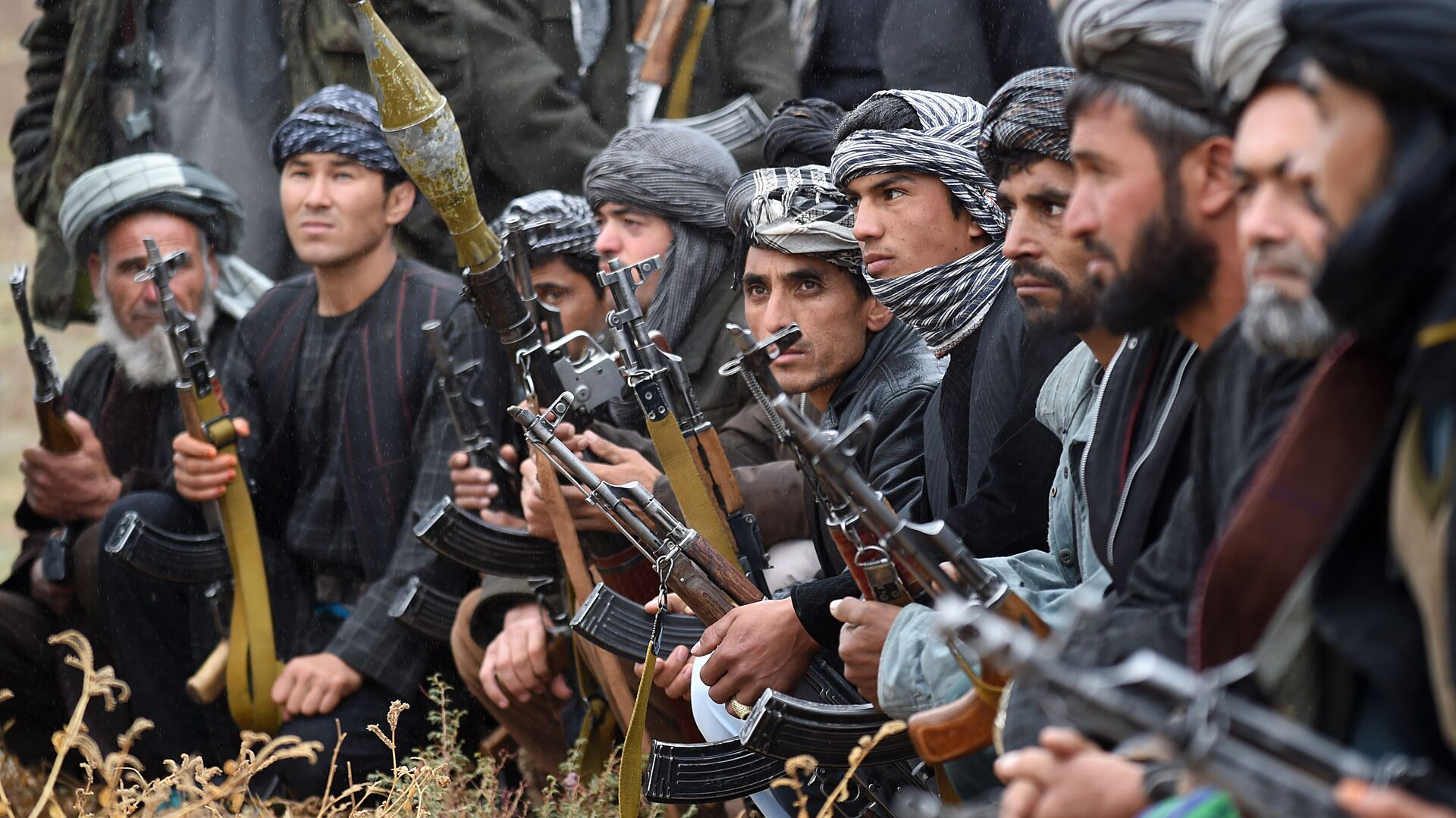Боевики движения Талибан - Sputnik Latvija, 1920, 22.04.2021